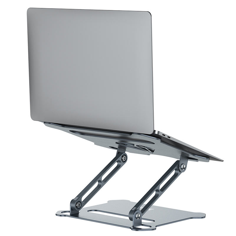 hoco ph38 diamond aluminum alloy folding computer stand angle