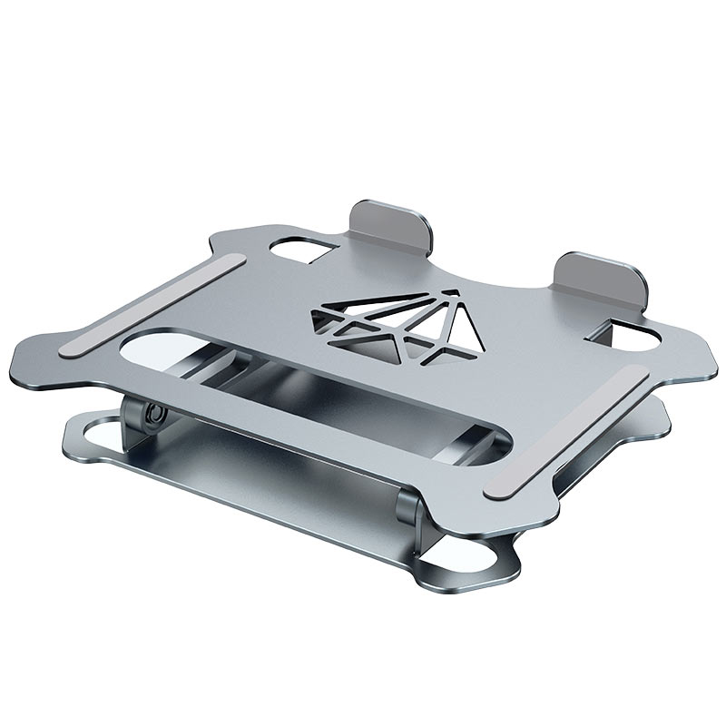 hoco ph38 diamond aluminum alloy folding computer stand closeup