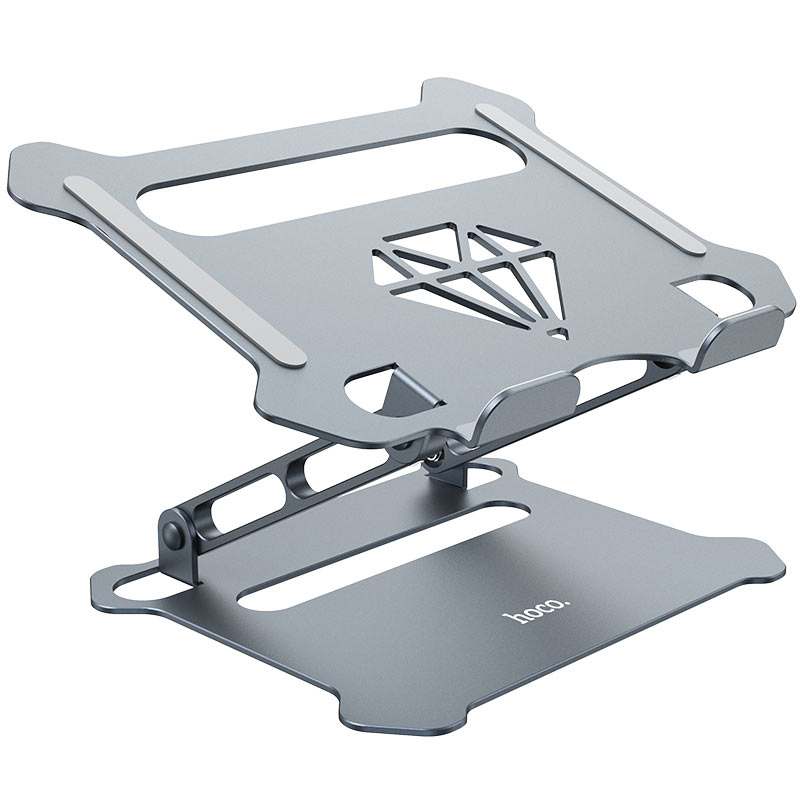 hoco ph38 diamond aluminum alloy folding computer stand