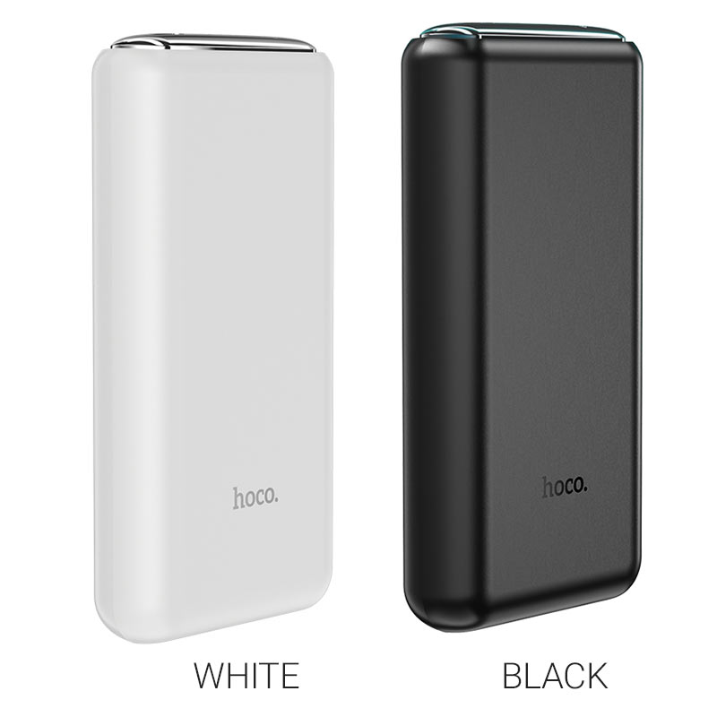 hoco q1 kraft fully compatible power bank 10000mah colors