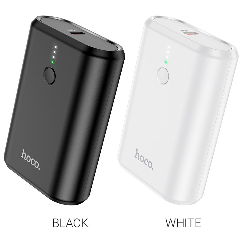 hoco q3 mayflower pd qc3 power bank 10000mah colors