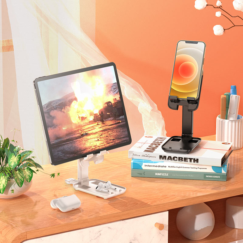 hoco selected s28 dawn folding desktop stand overview