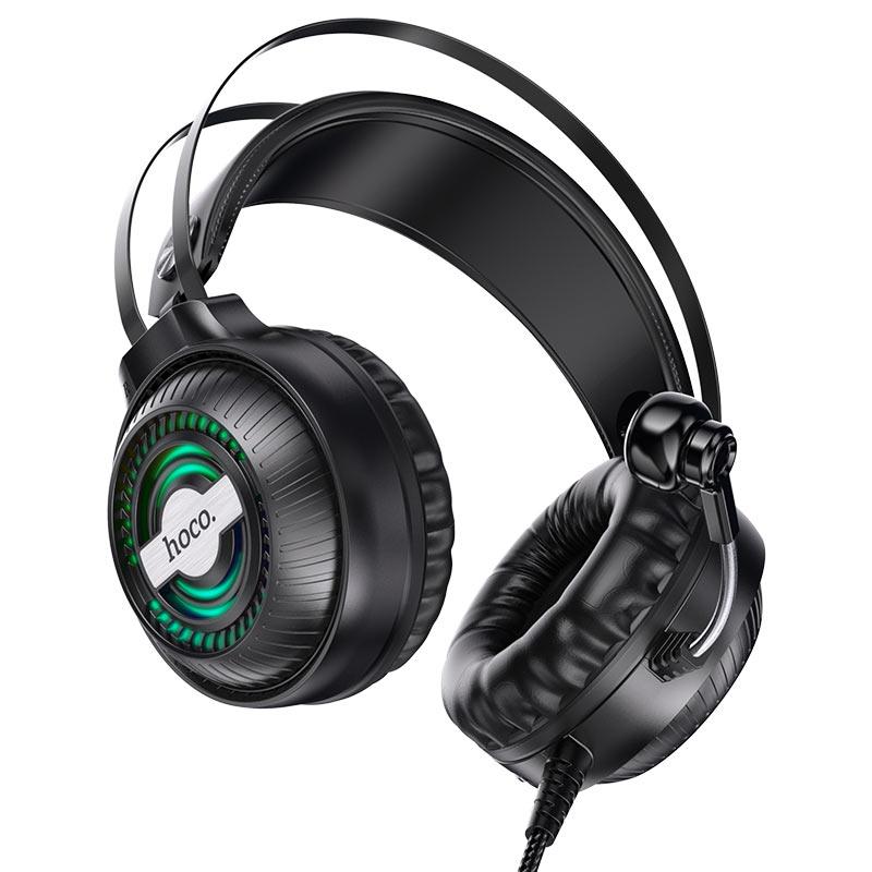 hoco w101 streamer gaming headphones headset