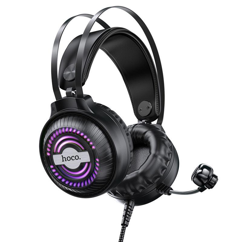 hoco w101 streamer gaming headphones
