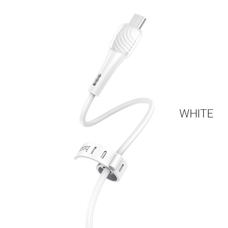 x49 micro usb 白色