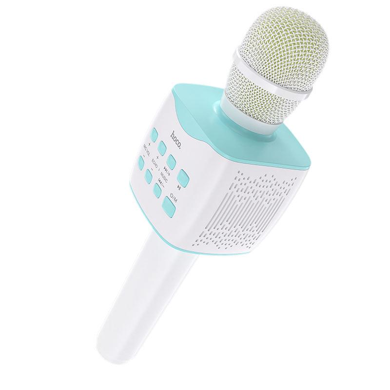 hoco bk5 cantando karaoke microphone