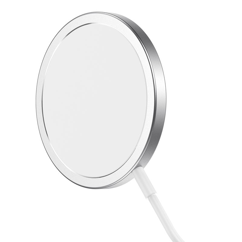 hoco cw30 pro original series magnetic wireless fast charger slim