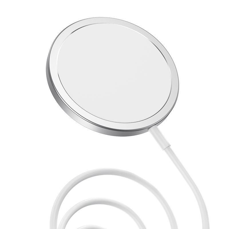 hoco cw30 pro original series magnetic wireless fast charger wire