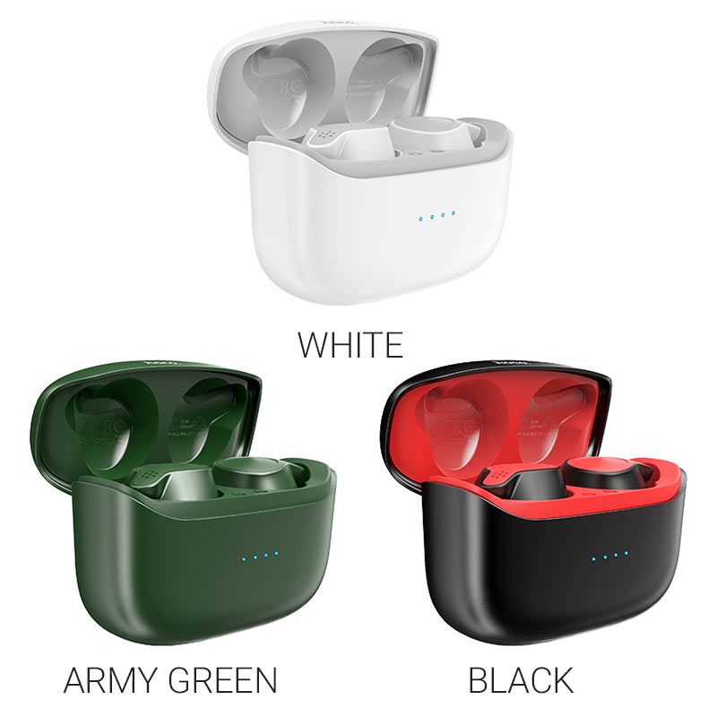 hoco es47 shelly tws wireless bt headset colors