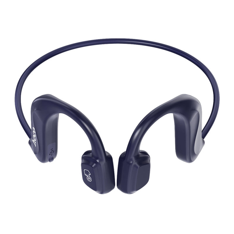 hoco es50 rima air conduction bt headset front