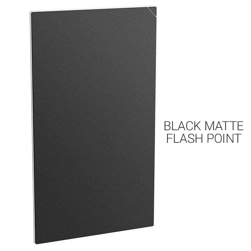 gb001 20шт черный матовый