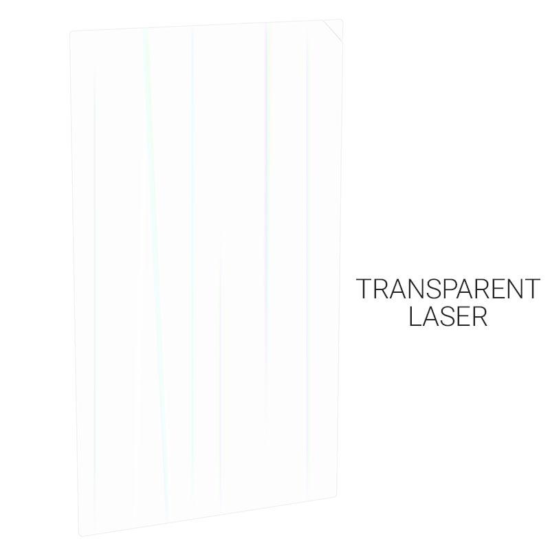 gb005 20pcs 透明镭射