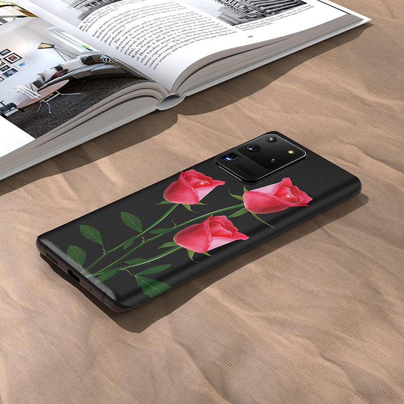 浩酷 gb006 智能切膜机背膜系列 20pcs 玫瑰花