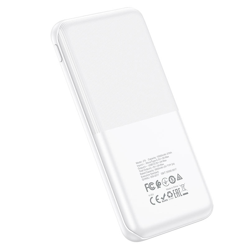 hoco j75 tresor power bank 10000mah specs