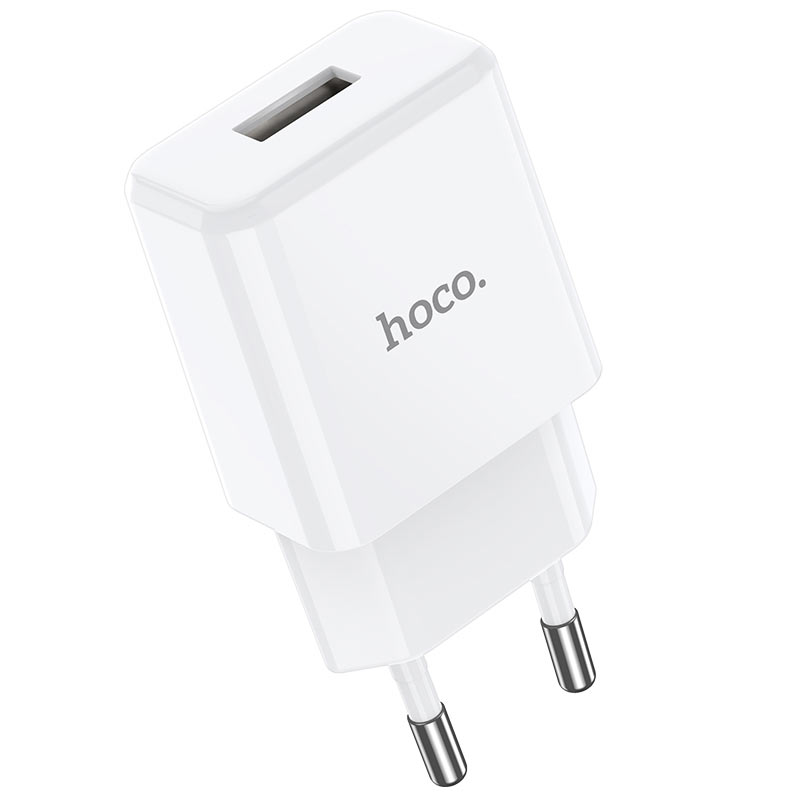 hoco n9 especial single port wall charger eu housing