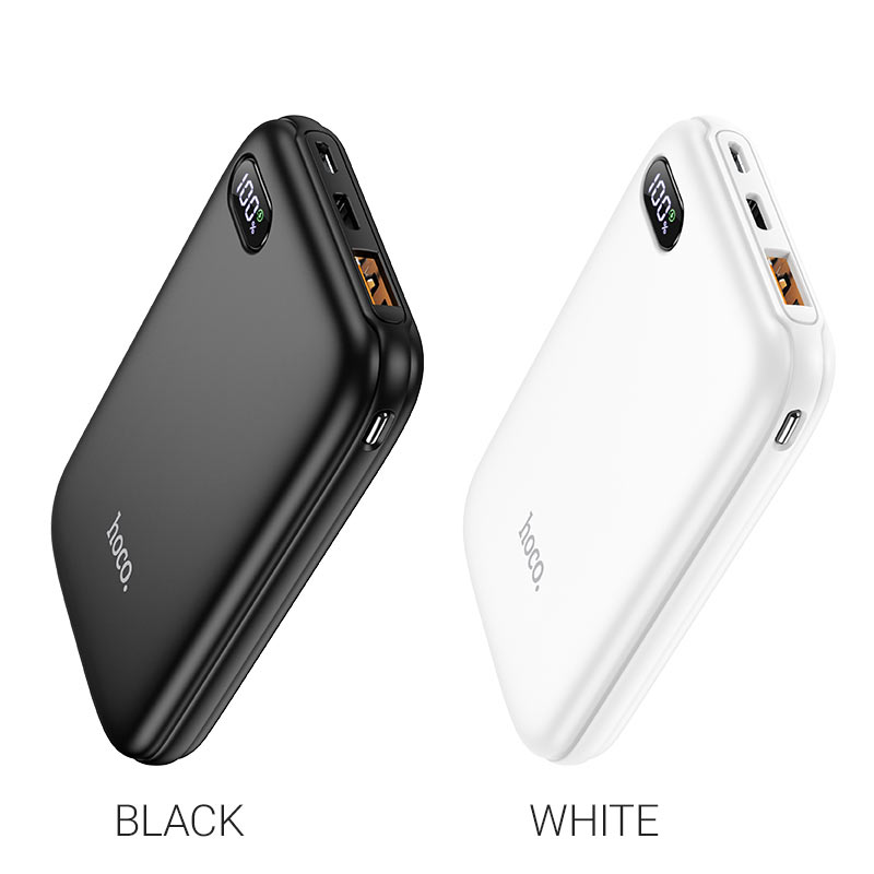 hoco q2 galax fully compatible power bank 10000mah colors