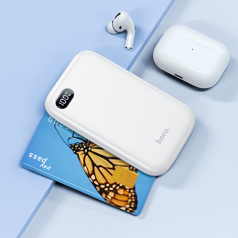 hoco q2 galax fully compatible power bank 10000mah overview