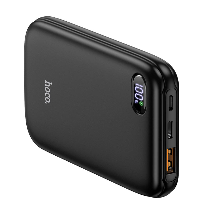hoco q2 galax fully compatible power bank 10000mah ports