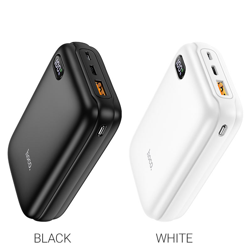 hoco q2a galax fully compatible power bank 20000mah colors