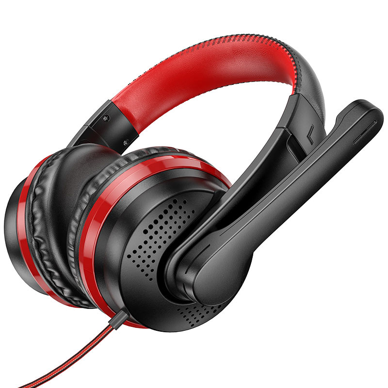 hoco w103 magic tour gaming headphones headbeam