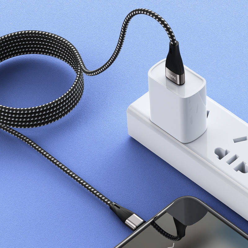 hoco x57 blessing charging data cable for micro usb charger